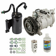For Dodge Ram 2500 5.7l And Ram 3500 2009 Oem Ac Compressor W/ A/c Repair Kit Csw