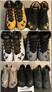 Under Armour Project Rock Delta Mens Size 9 - Seven Pairs And Two Hoodies