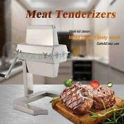 Hakka Commercial Meat Tenderizer Manual 5 Inch Stainless Steel With 15 Knives