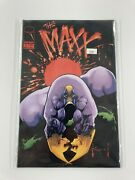 The Maxx 1 March 1983 Sam Keith Nos New Old Stock Comic Store Inventory Rare