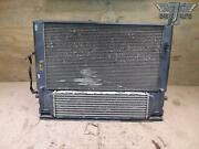 13-16 Bmw F34 Gt N20 N26 Engine Cooling Radiator A/c Condenser Fan Assembly Oem