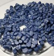 1000 Gram Natural Blue Sapphire Crystal Lot With Record Keeper Triangle