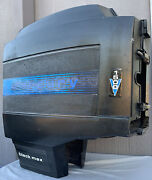 Mercury 1500 Black Max Cowl Cover-1978 Cowling Cover Clam Shell