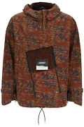 New Stone Island Shadow Project Anorak Jacket In Dpm Ripstop Devore Mo741940103