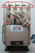 Used Bitmain Antminer L3 Scrypt Miner 250 Mh/s Undervolted Please Read Desc.