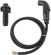 Kitchen Sink Side Sprayer Replacement Faucet Spray Head With Hose And Holder