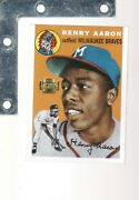 2001 Topps Archives Mlb Singles 1952-69 Hof Rc By Year Pick From List Upto50off