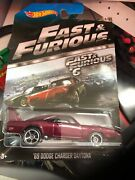 Hot Wheels Fast And Furious 6 69 Dodge Charger Daytona