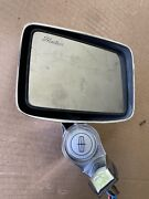 1988-1989 Lincoln Town Car Driver Power Thermometer Mirror,blue Plug