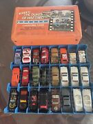 1981 Ertl The Dukes Of Hazzard Carrying 1/64 With Vintage 24 /general Lee Ateam