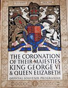 Three Books About The British Royal Family With Illustrations In Very Good Condi