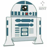 2020 Niue New Zealand Star Wars Chibi Coin R2-d2 1 Oz Silver Confirmed Sold Out