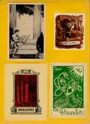 Huge Collection Over 500 Different Vintage Bookplates