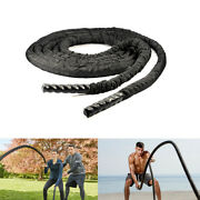 Battle Power Rope 9/15m Battling Sport Bootcamp Gym Exercise Fitness Training