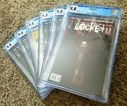 Locke And Key Welcome To Lovecraft 2008 Complete 9.8 Cgc Set 1-61st Print Wow