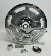 Gma Inside/outside Pulley Rotor Kit Sprotor 1 Axle 1 1/8 Belt Right Side Drive