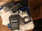 Iphone 1st First Generation Collectible Original Receipt. Box Apple I Phone