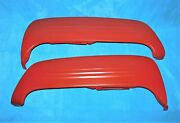 🔥 New 1949 1950 1951 Ford Shoebox 3 Pib Fender Skirts Reproduction Steel