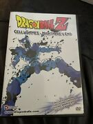 Dragonball Z Cell Games - Nightmareand039s End Uncut Out Of Print Oop Dvd