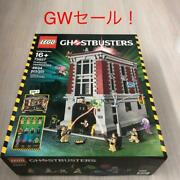 Lego Ghostbusters Firehouse Headquarters 75827 New Sealed Retired Jp