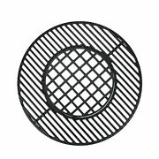 Round Cooking Grid For Weber 22and039and039 Original Kettle Premium Charcoal Grill Grates