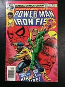 Power Man And Iron Fist 54 1978 Vf+ Comic Book First Heroes For Hire