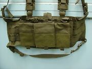 Mayflower By Velocity Shooter Chest Rig Hybrid 7.62 Nos Mint Unused Cl6