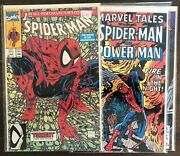 Spiderman Comic Book Lot 30 Books Vf+ Condition Free Shipping Key Issues