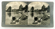 Keystone Stereoview Photographer And 3d Camera With Viewer From 1200 Card Set 435
