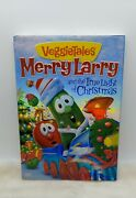 Veggie Tales Merry Larry And The True Light Of Christmas Dvd, 2013 New And Sealed