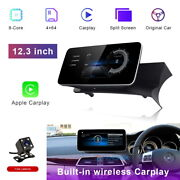 12.3 Android For Mercedes Benz C Class 2011-2014 Rhd Gps Radio Car Stereo Gps