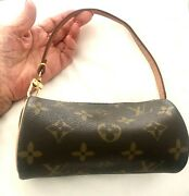 Louis Vuitton Small Bag With Leather Strap