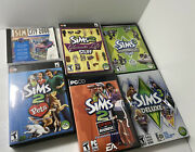 Sim City 2000 Sims 2 Open For Business Pets Glamour Life 3 Deluxe High End Loft
