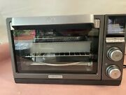 Calphalon Quartz Heat Countertop Toaster Oven Stainless Steel Extra-large