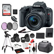 Canon Eos Rebel Sl2 Dslr Camera With 18-55mm Is Stm Lens 2249c002