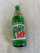80and039s/90and039s Mountain Dew Bottle