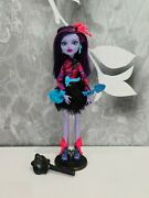 72. Monster High Doll Jane Boolittle Series Gloom And Bloom