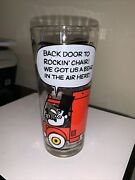 Pizza Hut Glass Snidely Whiplash, Dudley Do Right Cb Lingo Red Truck