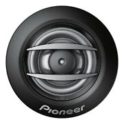 Pioneer A-series 6.5-inch 2-way Component Speaker System Pack Of 1 Ea
