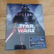 Star Wars Complete Saga Blu-ray Collection First Production Limited