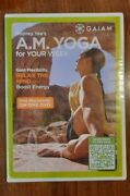 Rodney Yeeand039s Am Yoga For Your Week Dvd Fitness Workout Exercise New Sealed