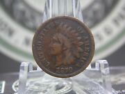 1870 Indian Head Cent Penny 1c 7 East Coast Coin And Collectables, Inc.