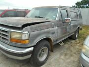 Driver Tail Light From 8501 Gvw Rectangular Fits 90-97 Ford F250 Pickup 46142
