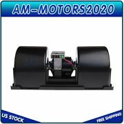 Hvac 24v Heavy Duty Bus Heater Blower Motor With Fan Cage Car 006-a40-22 Front