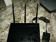 Lknw Asus Dark Knight Rt-n66r Double 450 Mbps Dual Band 4-port Wireless N Router