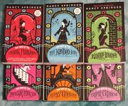 Complete Set 6 Books Enola Holmes Mystery Series Tpb Collection Nancy Springer