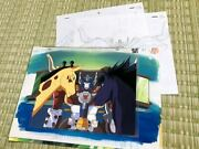 Things At The Time Beast Wars Neo Super Life Trans Formers Big Convoy Cel Anime
