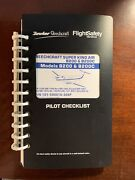 King Air B200 And B200c Training Checklist And Flash Cards