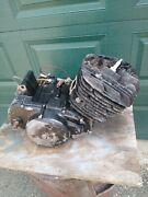 1975 Honda Cr250 Elsinore Complete Engine For Parts