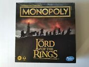 Hasbro Games Monopoly The Lord Of The Rings Edition Board Game